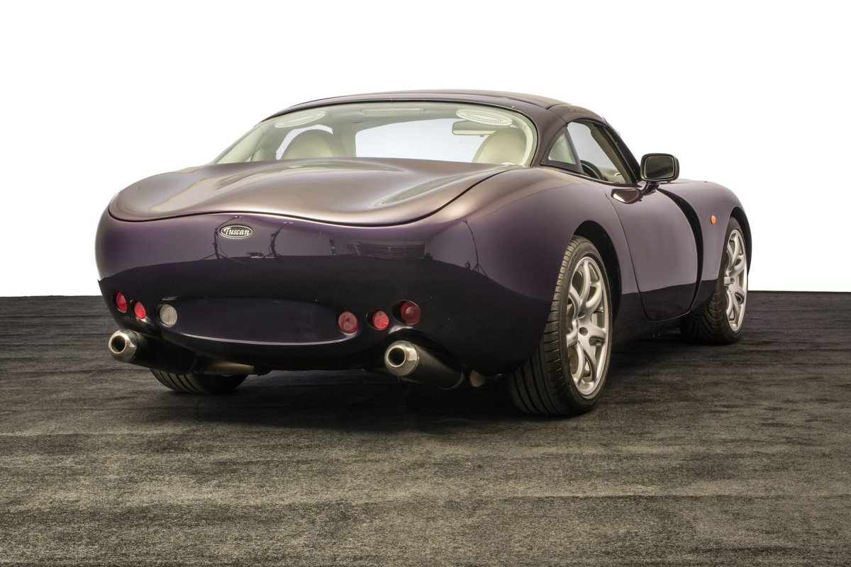 2005 Tuscan TVR For Sale (picture 5 of 6)