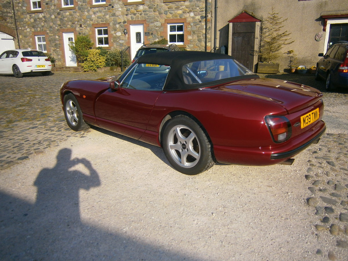 1994 TVR CHIMAERA 4.0 V8 For Sale (picture 1 of 6)
