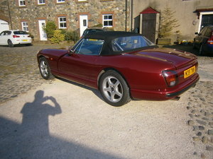 1994 TVR CHIMAERA 4.0 V8 For Sale