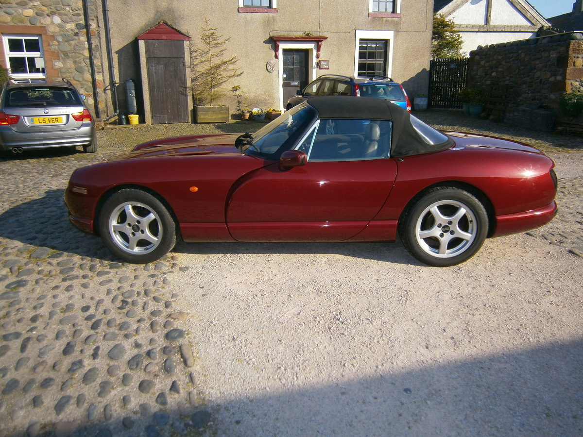 1994 TVR CHIMAERA 4.0 V8 For Sale (picture 2 of 6)