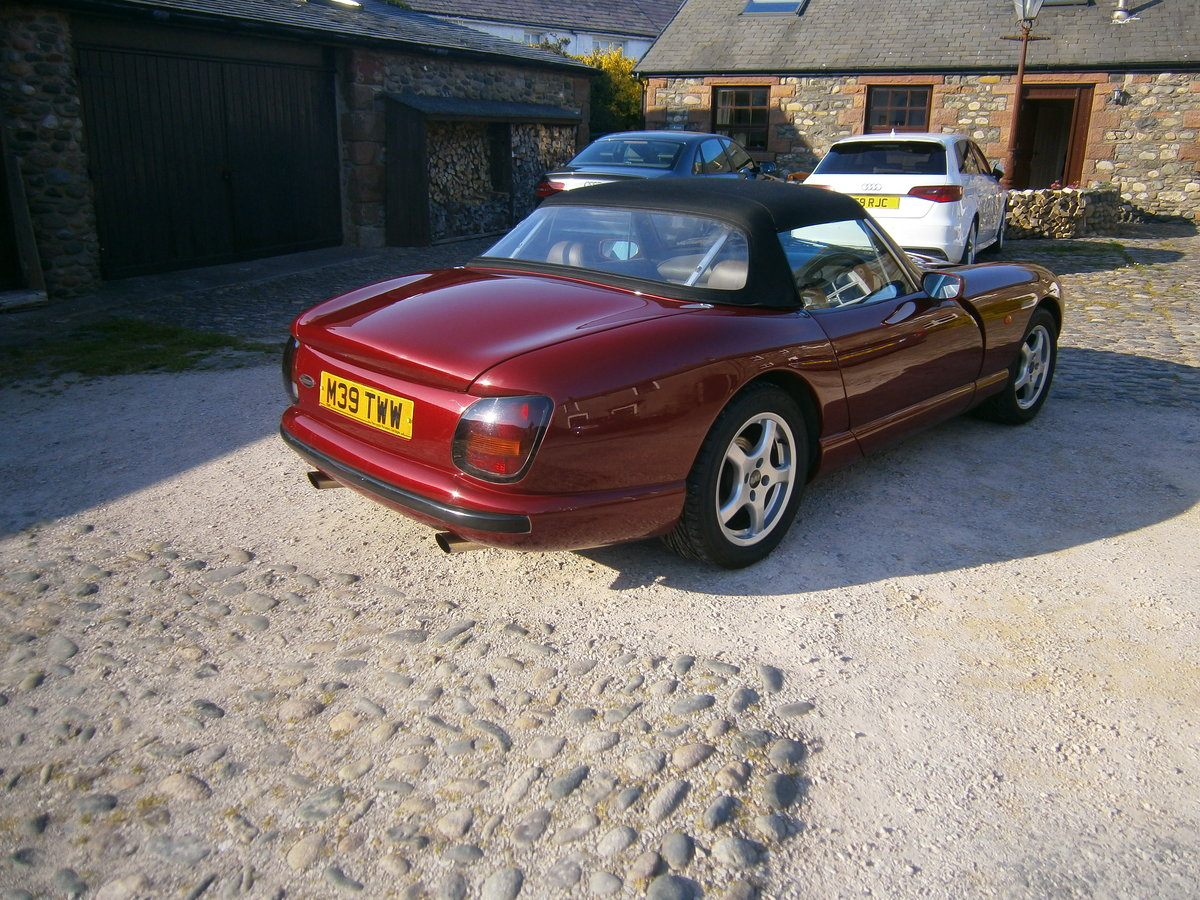 1994 TVR CHIMAERA 4.0 V8 For Sale (picture 4 of 6)