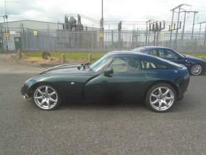 2004 TVR T350 3.6 SPEED 6