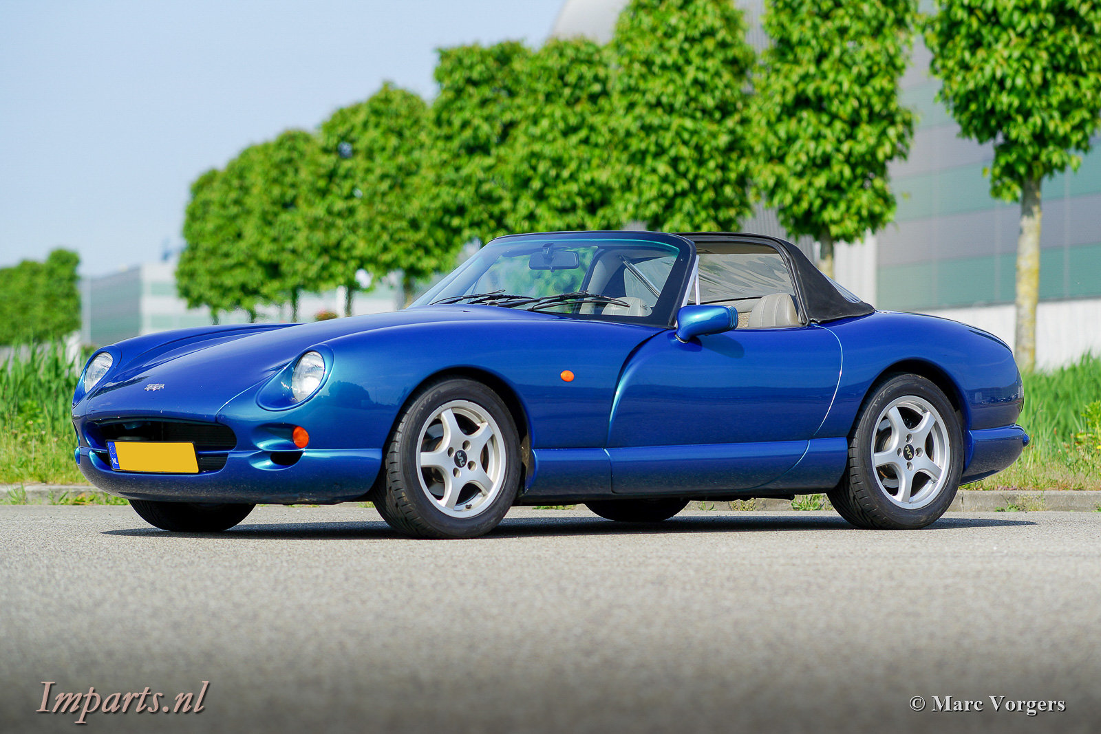 1997 Excellent TVR Chimaera 500 with only 48.000 miles For Sale (picture 1 of 6)