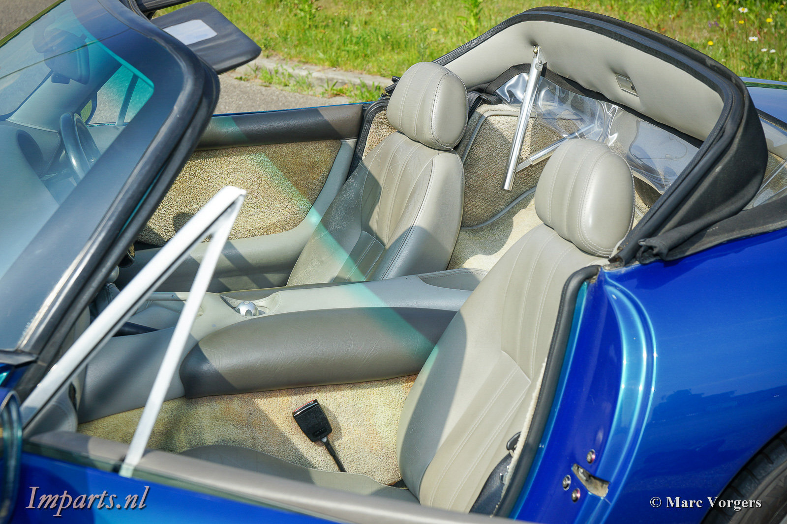 1997 Excellent TVR Chimaera 500 with only 48.000 miles For Sale (picture 3 of 6)
