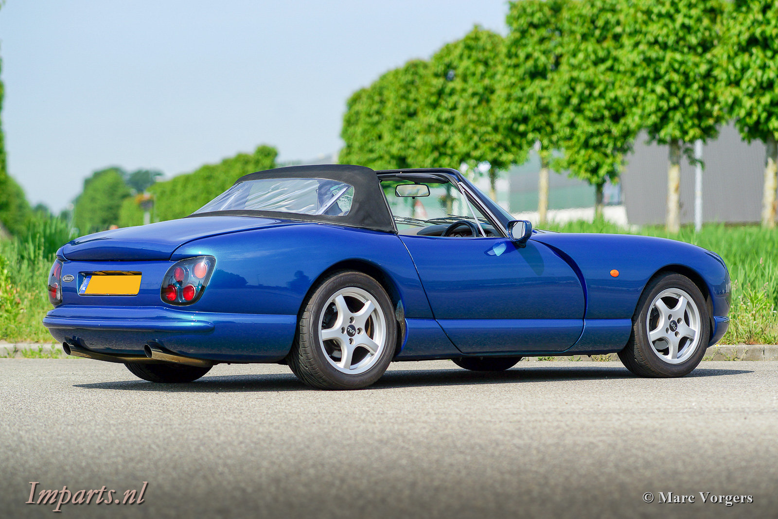 1997 Excellent TVR Chimaera 500 with only 48.000 miles For Sale (picture 5 of 6)