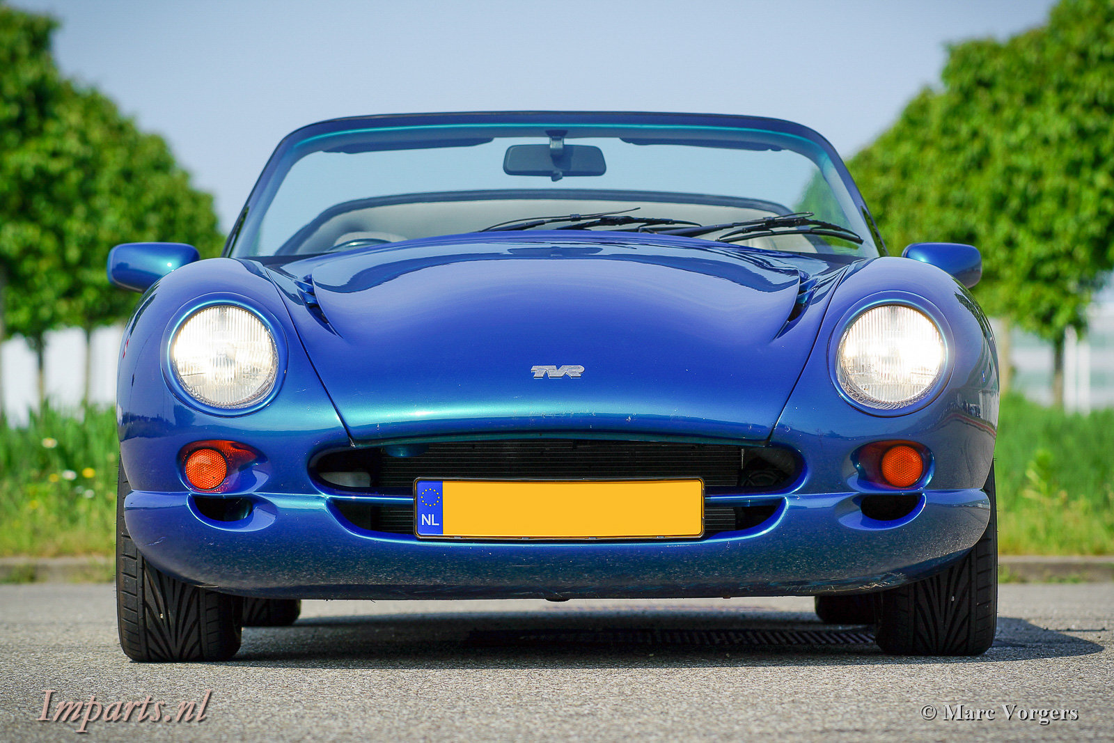 1997 Excellent TVR Chimaera 500 with only 48.000 miles For Sale (picture 6 of 6)