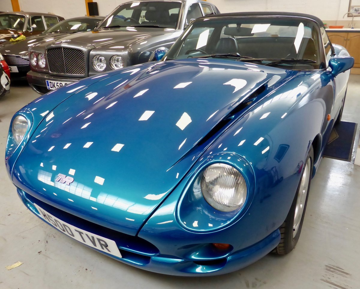 1998 TVR Chimera 500 Sports Convertible For Sale (picture 1 of 4)
