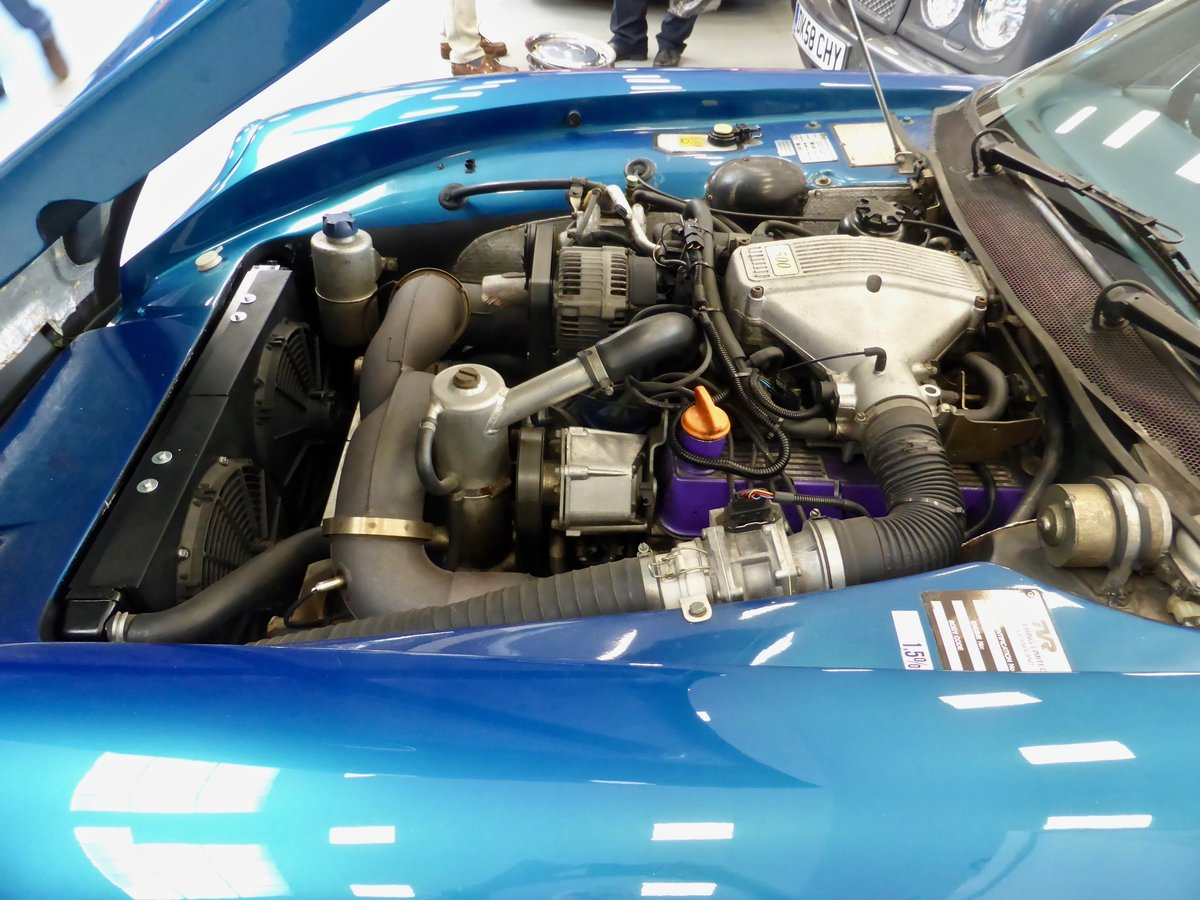1998 TVR Chimera 500 Sports Convertible For Sale (picture 2 of 4)