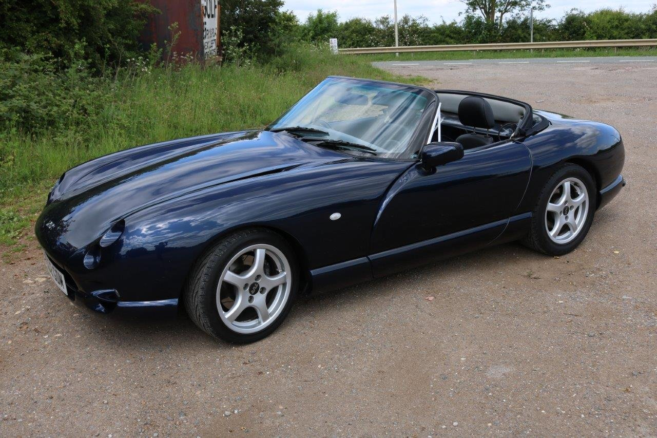 2001 TVR Chimaera 450 - Low Mileage Stunning Sports Car SOLD (picture 2 of 6)