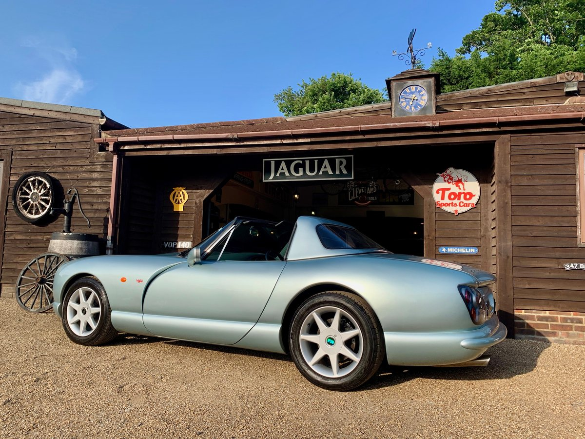 1999 TVR CHIMAERA 450 SOLD (picture 2 of 6)