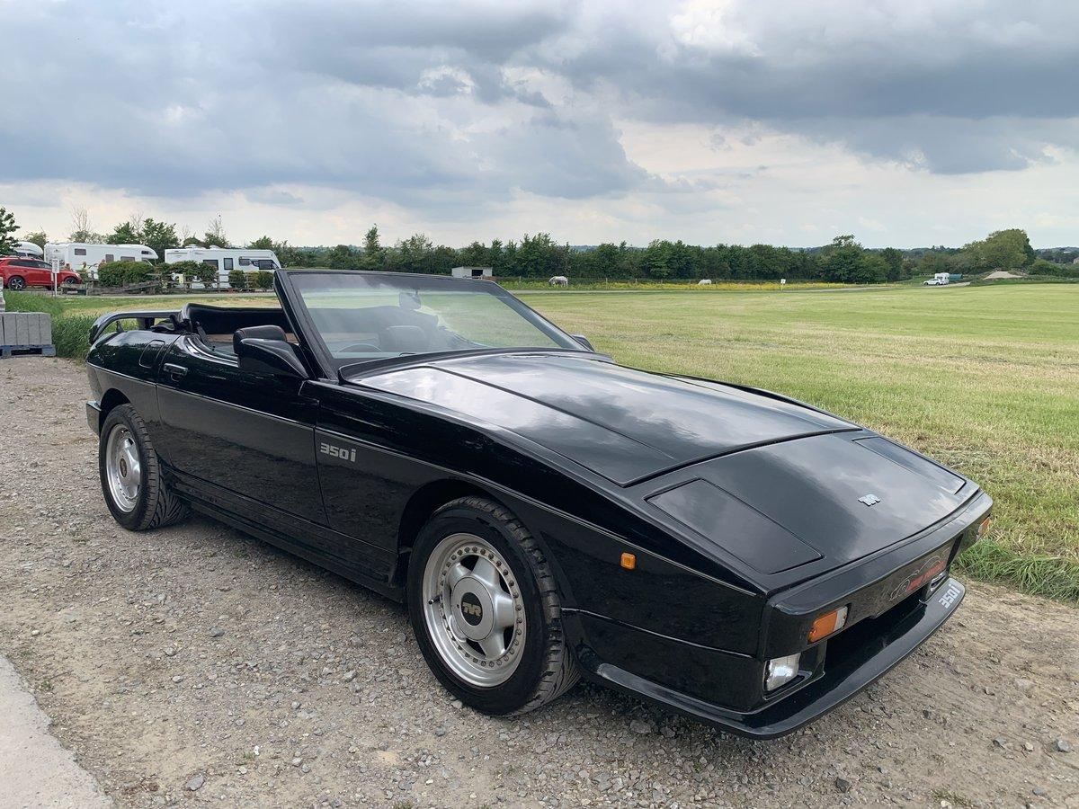 1988 E Reg TVR 350i 4.0 Litre V8 For Sale (picture 1 of 6)