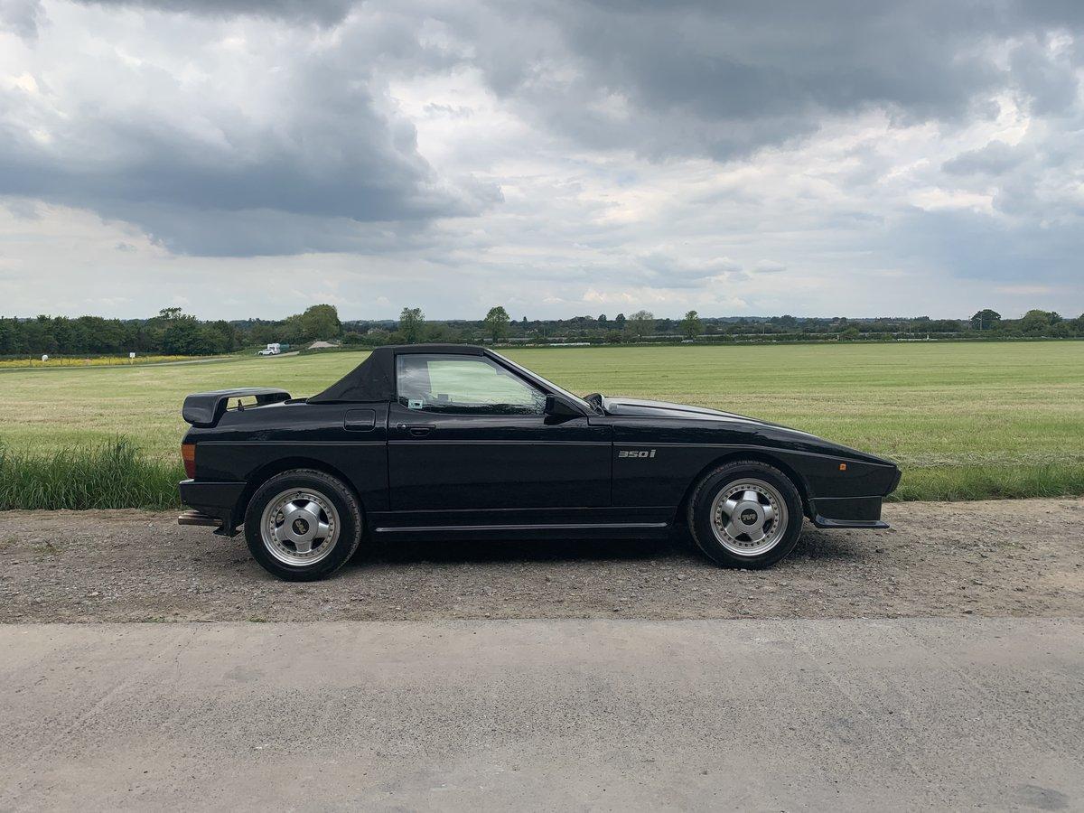 1988 E Reg TVR 350i 4.0 Litre V8 For Sale (picture 3 of 6)