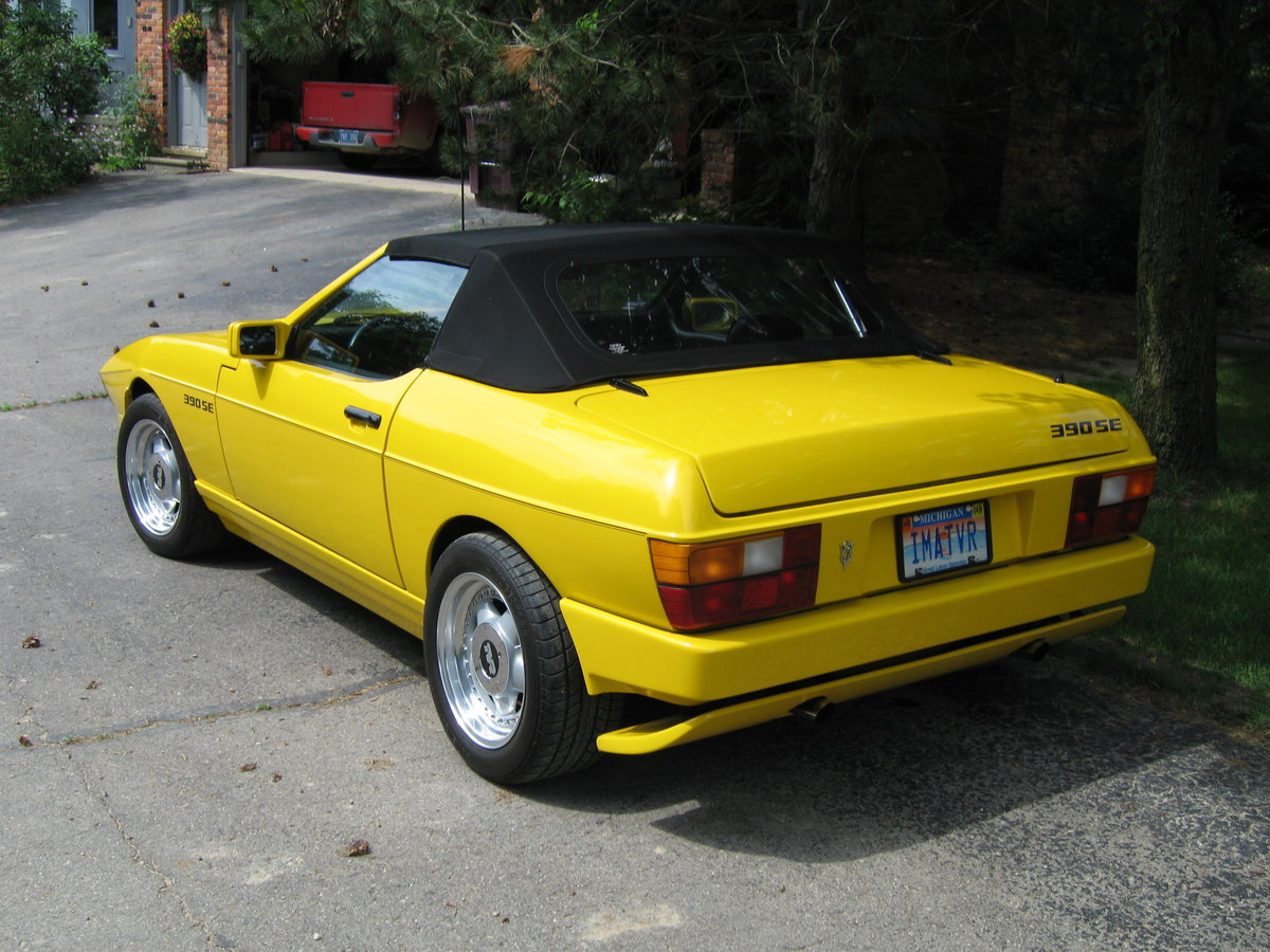 1985 390SE LHD For Sale (picture 3 of 6)