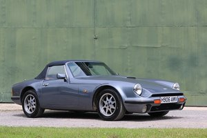 1990 TVR S3 Convertible with just 32k miles.  For Sale