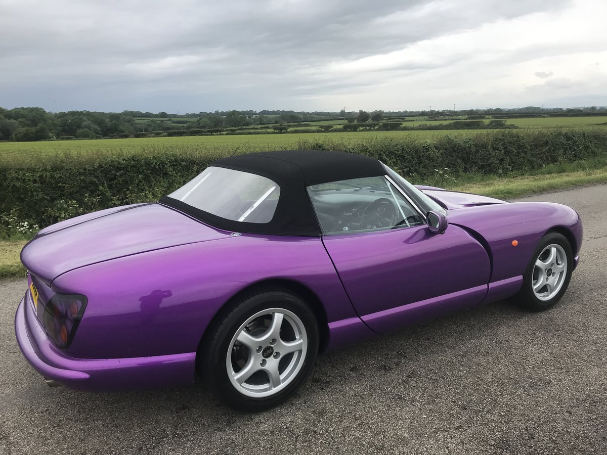 1998 Purple Bliss - 4500cc Power Steering 98MY SOLD (picture 1 of 5)