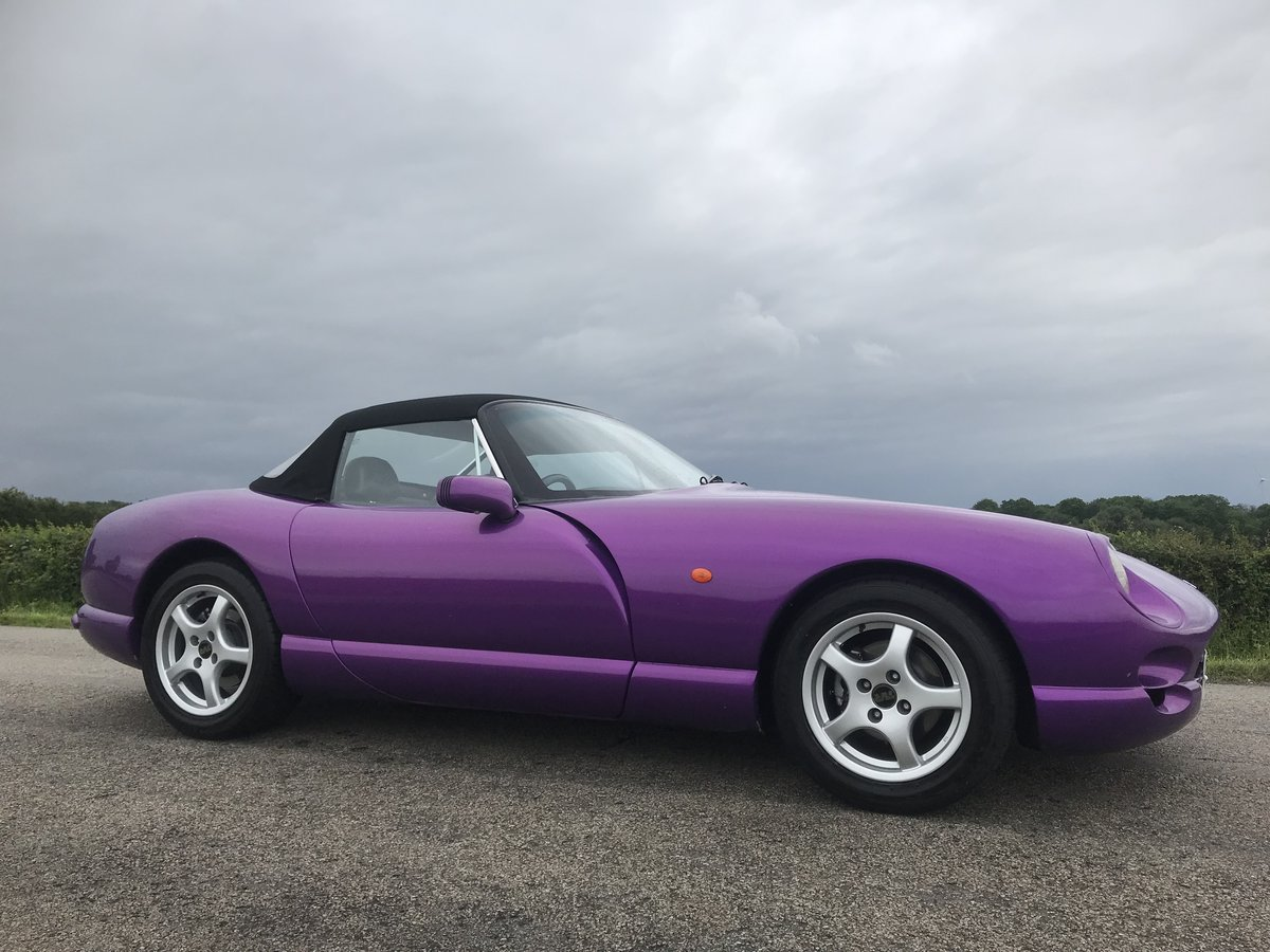 1998 Purple Bliss - 4500cc Power Steering 98MY For Sale (picture 3 of 5)