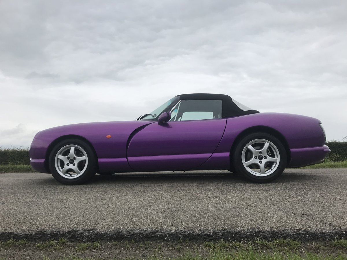 1998 Purple Bliss - 4500cc Power Steering 98MY For Sale (picture 5 of 5)