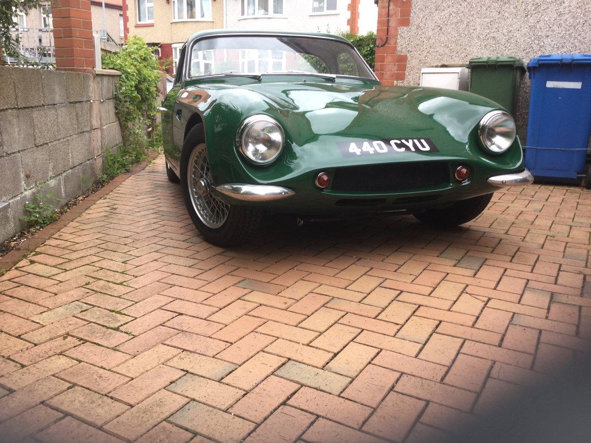 1962 TVR Grantura Mk 2 A For Sale (picture 1 of 6)