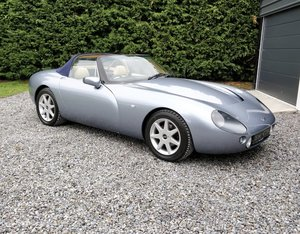 1997 Flawless 18,000 Mile TVR Griffith 500 For Sale