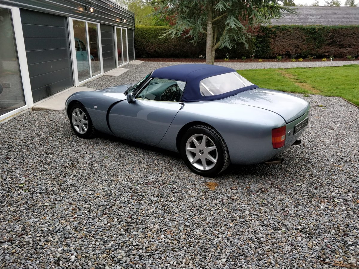 1997 Flawless 18,000 Mile TVR Griffith 500 For Sale (picture 3 of 6)