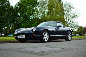 2000 TVR Chimaera 450 For Sale by Auction