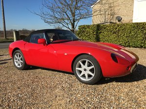 Tvr griffith 500 SE number 68/100 (2003) For Sale