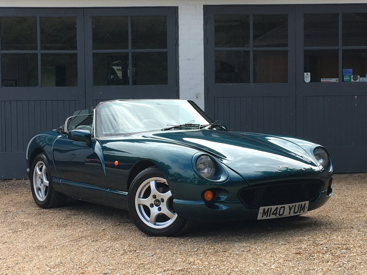 1995 TVR Chimaera 4.0l V8 For Sale (picture 1 of 6)