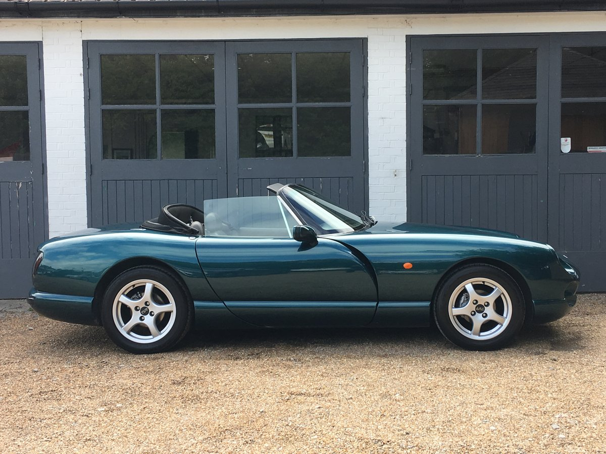 1995 TVR Chimaera 4.0l V8 For Sale (picture 2 of 6)