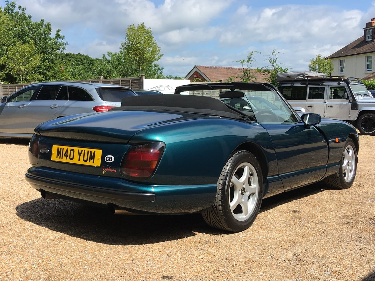 1995 TVR Chimaera 4.0l V8 For Sale (picture 3 of 6)