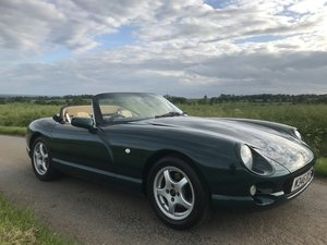 1995 Beautiful TVR Chimaera  SOLD