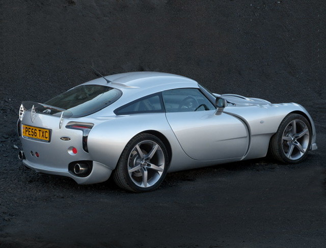 2006 TVR Sagaris Mk2 - Very rare car.  Collectors Dream. For Sale (picture 1 of 6)