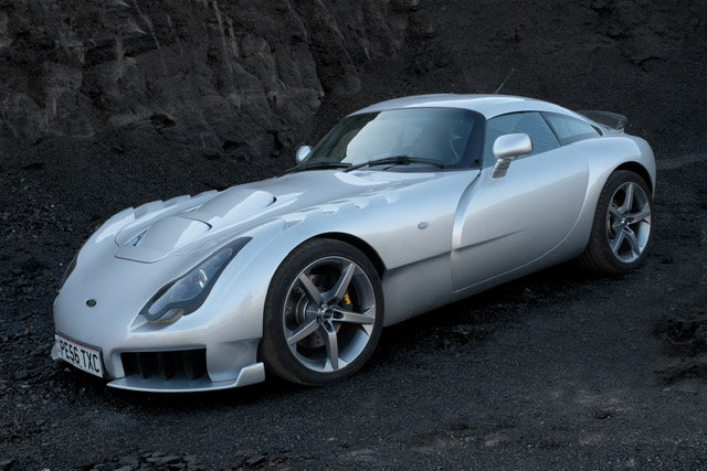 2006 TVR Sagaris Mk2 - Very rare car.  Collectors Dream. For Sale (picture 2 of 6)
