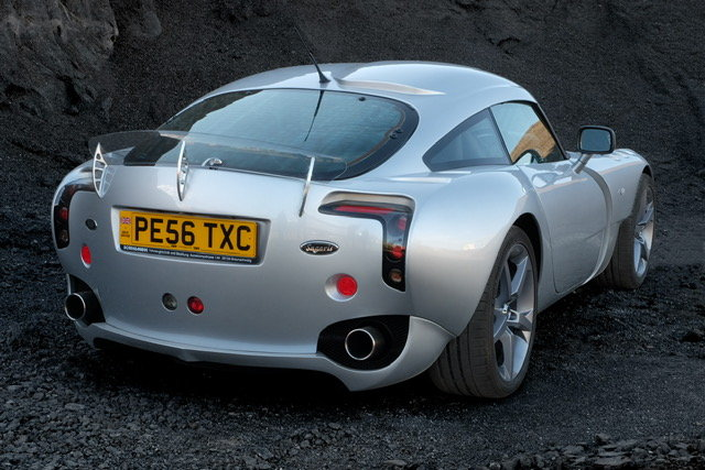 2006 TVR Sagaris Mk2 - Very rare car.  Collectors Dream. For Sale (picture 5 of 6)