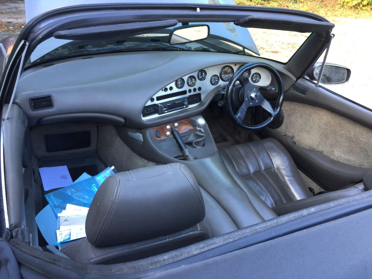 1992 TVR GRIFFITH 47000 MILES FSH PART EX SOMETHING CLASSIC  For Sale (picture 6 of 6)