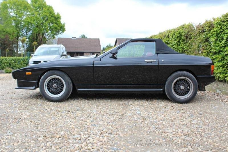 1986 TVR 350i V8 Spider (lhd)  For Sale by Auction (picture 2 of 6)