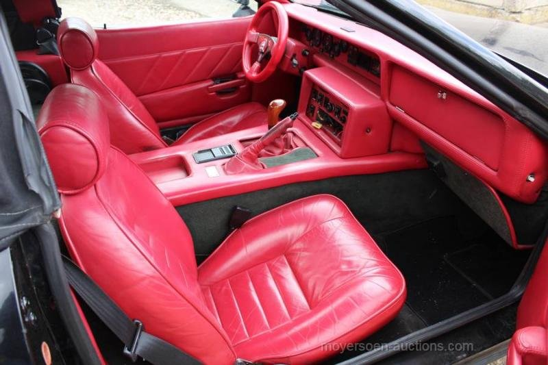 1986 TVR 350i V8 Spider (lhd)  For Sale by Auction (picture 3 of 6)