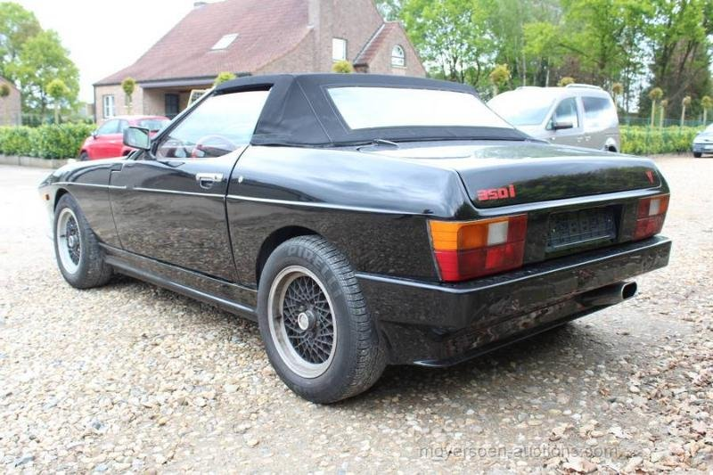 1986 TVR 350i V8 Spider (lhd)  For Sale by Auction (picture 6 of 6)