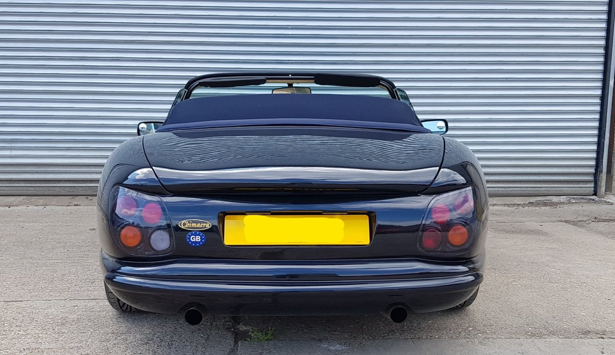 1998 4.0 litre TVR Chimaera NEW CHASSIS AND SUSPENSION For Sale (picture 2 of 6)