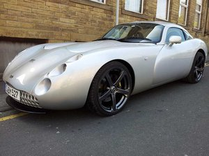 2005 March  TVR Tuscan S 4.3