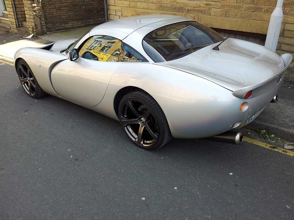 March 2005 TVR Tuscan S 4.3 For Sale (picture 4 of 6)