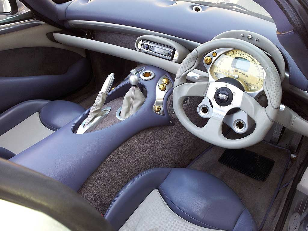 March 2005 TVR Tuscan S 4.3 For Sale (picture 5 of 6)