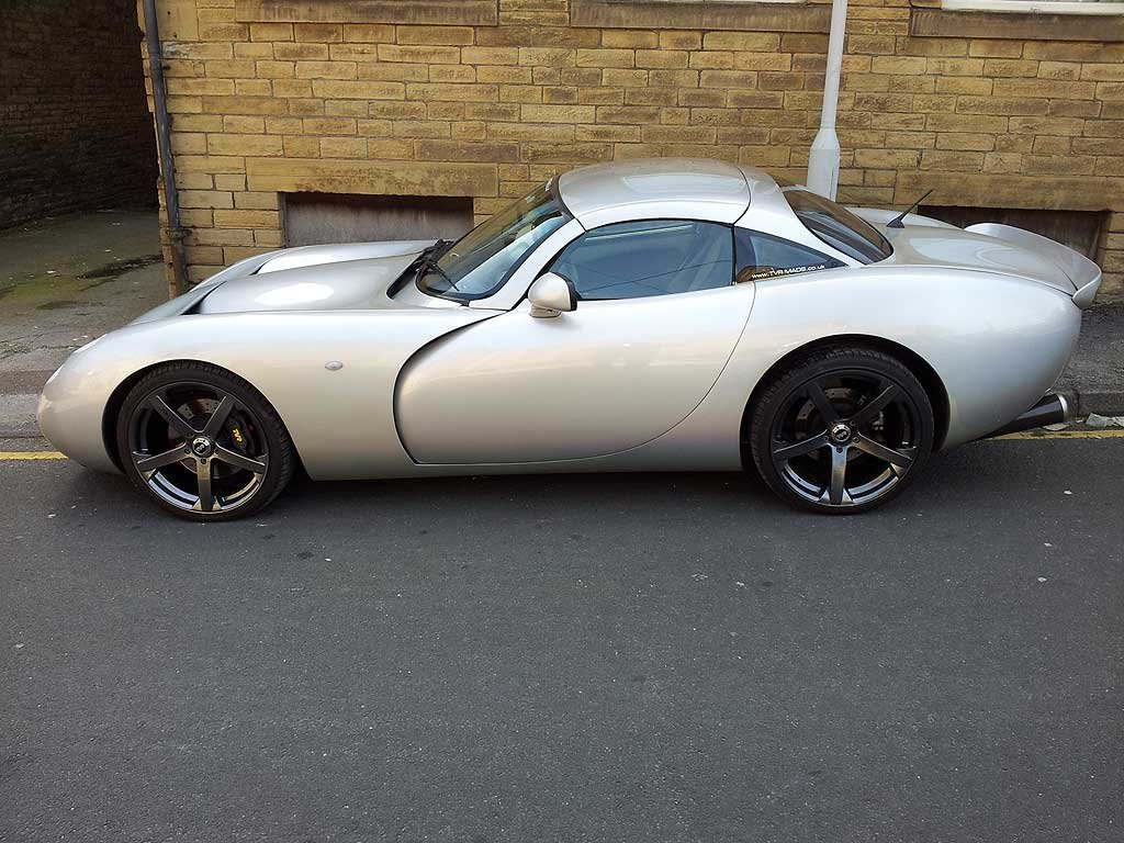 March 2005 TVR Tuscan S 4.3 For Sale (picture 6 of 6)