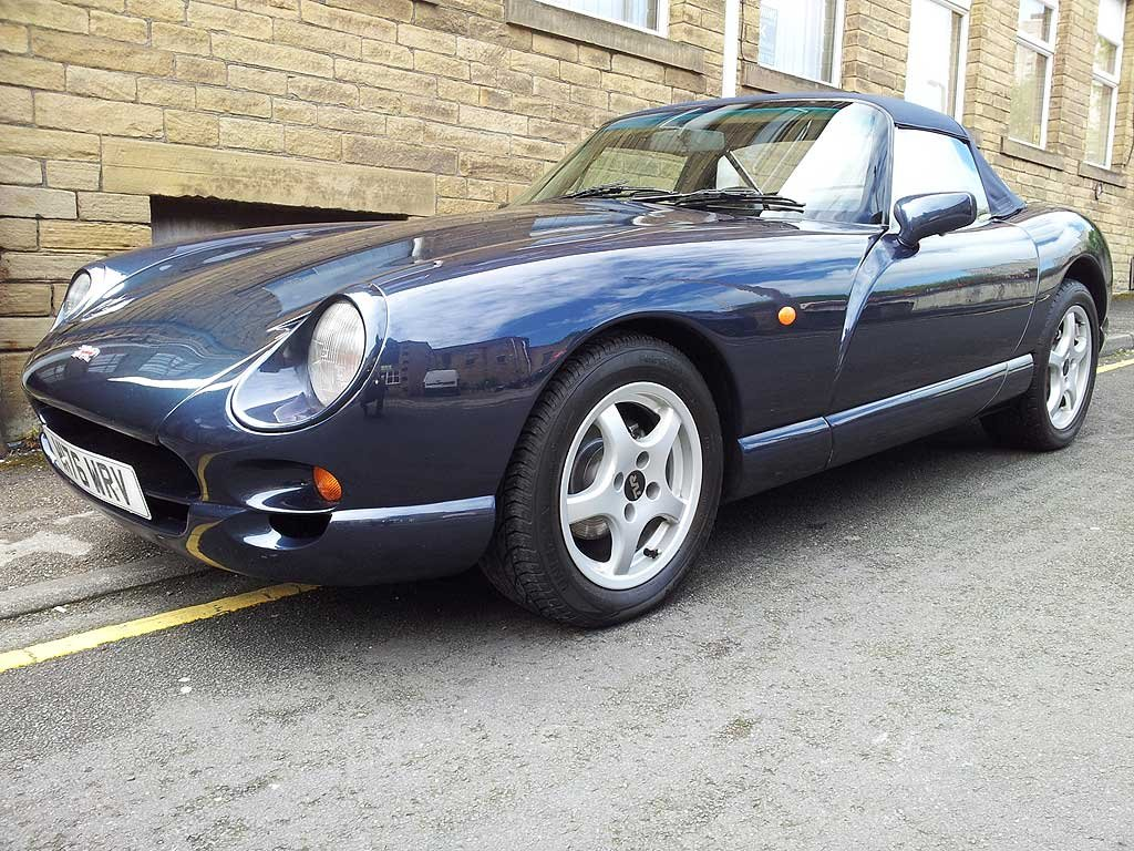 May 2000 TVR Chimaera 4.0 For Sale (picture 1 of 6)