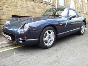 May 2000 TVR Chimaera 4.0