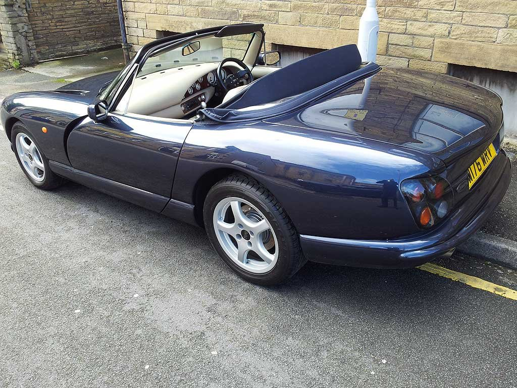 May 2000 TVR Chimaera 4.0 For Sale (picture 4 of 6)