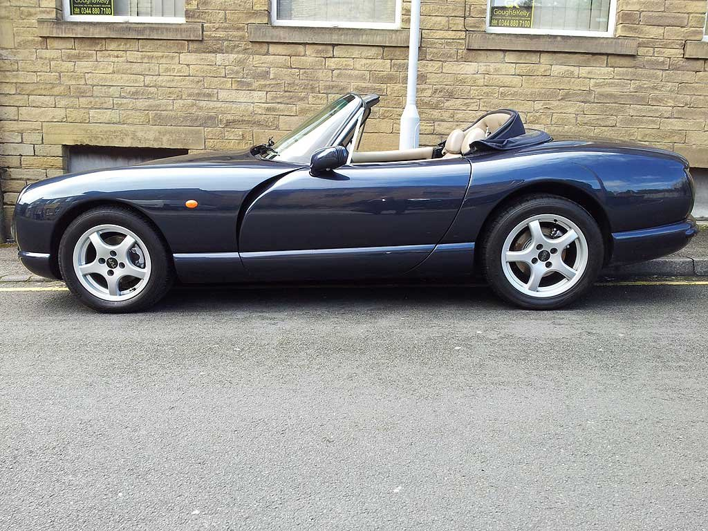May 2000 TVR Chimaera 4.0 For Sale (picture 6 of 6)