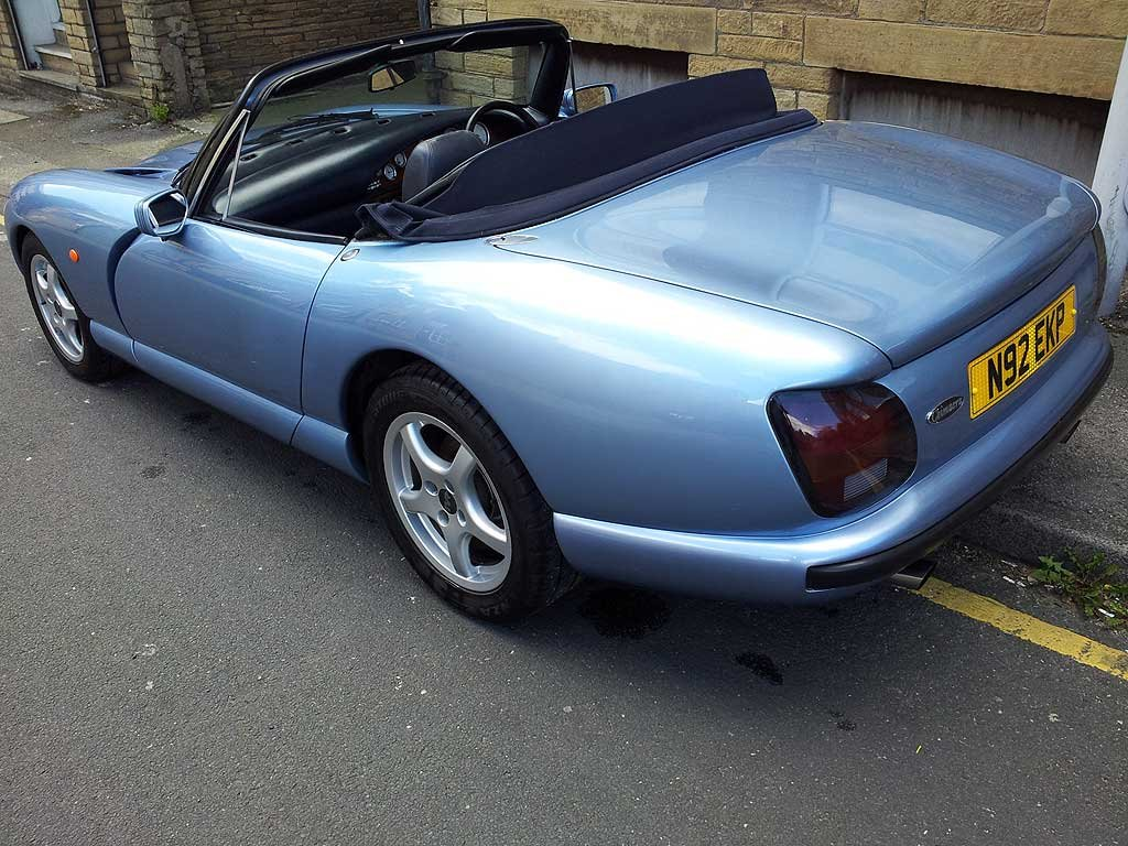 June 1996 TVR Chimaera 4.0 For Sale (picture 4 of 6)