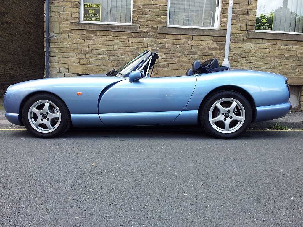 June 1996 TVR Chimaera 4.0 For Sale (picture 6 of 6)