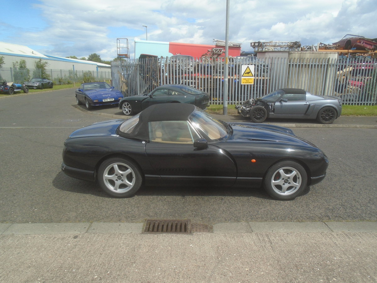 1995 TVR CHIMAERA V8 4LTR SALVAGE CAT N For Sale (picture 1 of 6)