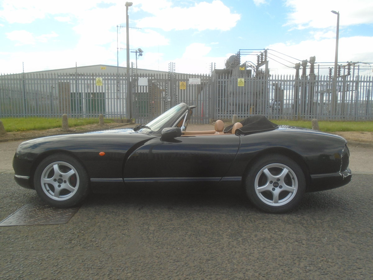 1995 TVR CHIMAERA V8 4LTR SALVAGE CAT N For Sale (picture 2 of 6)